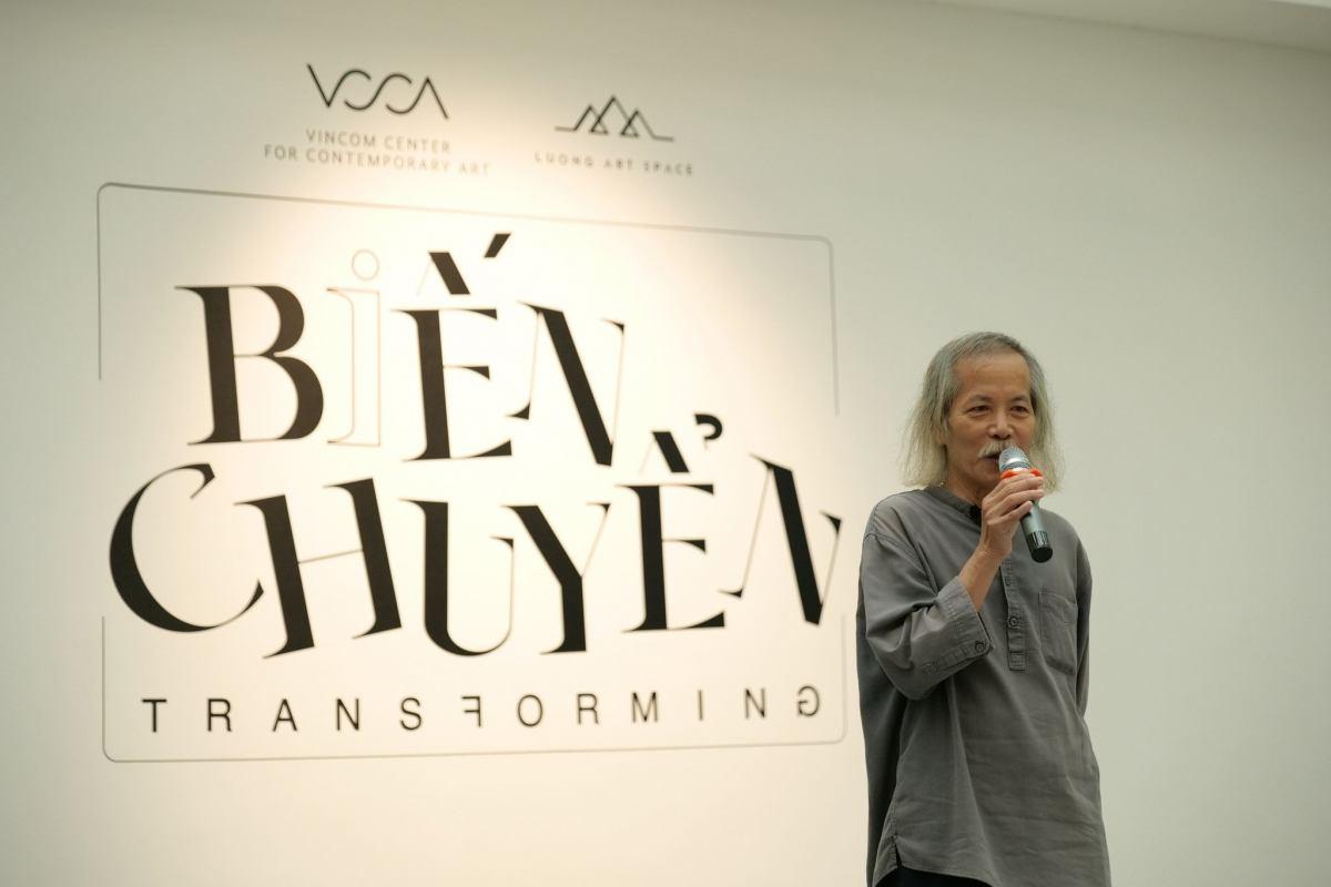 """VCCA mở cửa triển lãm điêu khắc đá """"Biến chuyển   Transforming"""""""