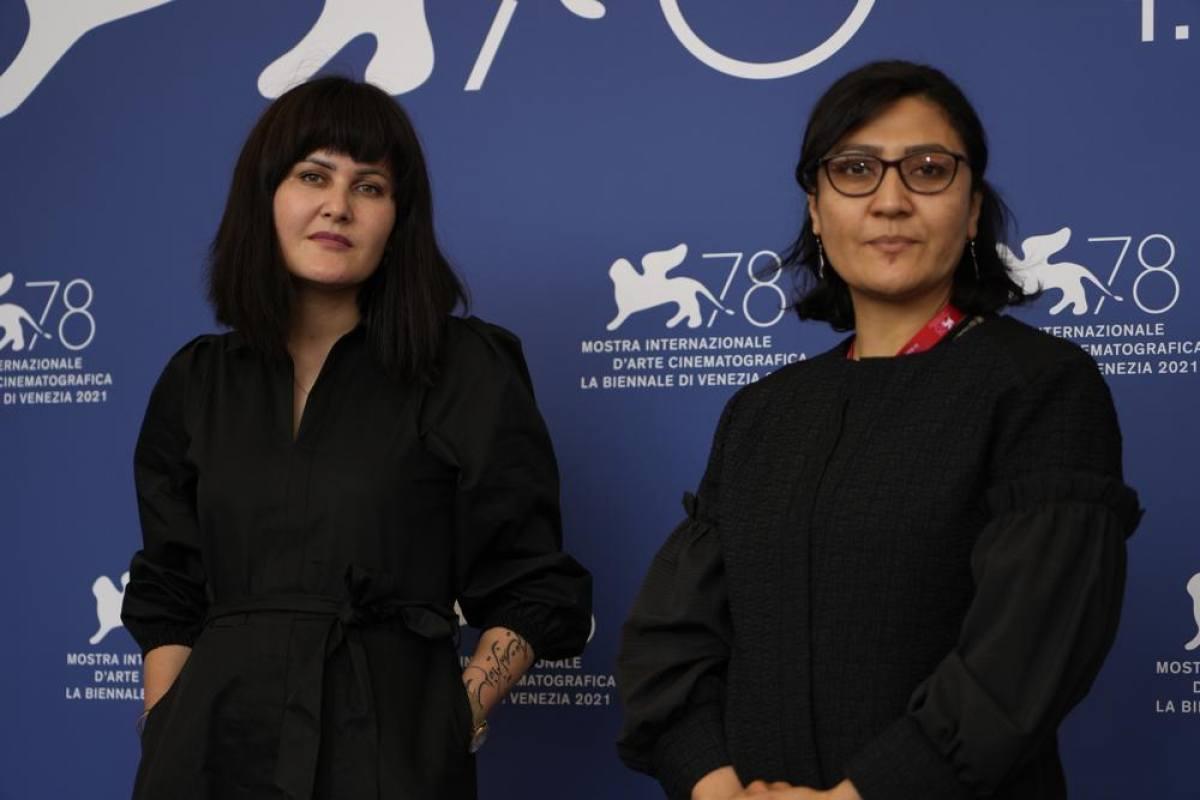 """Nhà làm phim Afghanistan nghẹn ngào tại LHP Venice: """"Chúng tôi đã mất tất cả"""""""