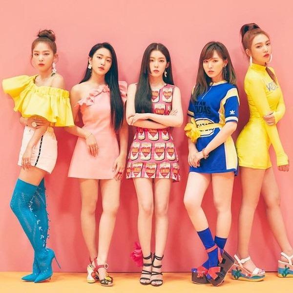 Nhóm Red Velvet