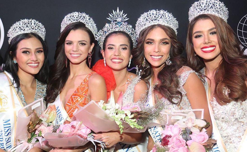 Chân dung các thí sinh Hoa hậu Siêu quốc gia 2021