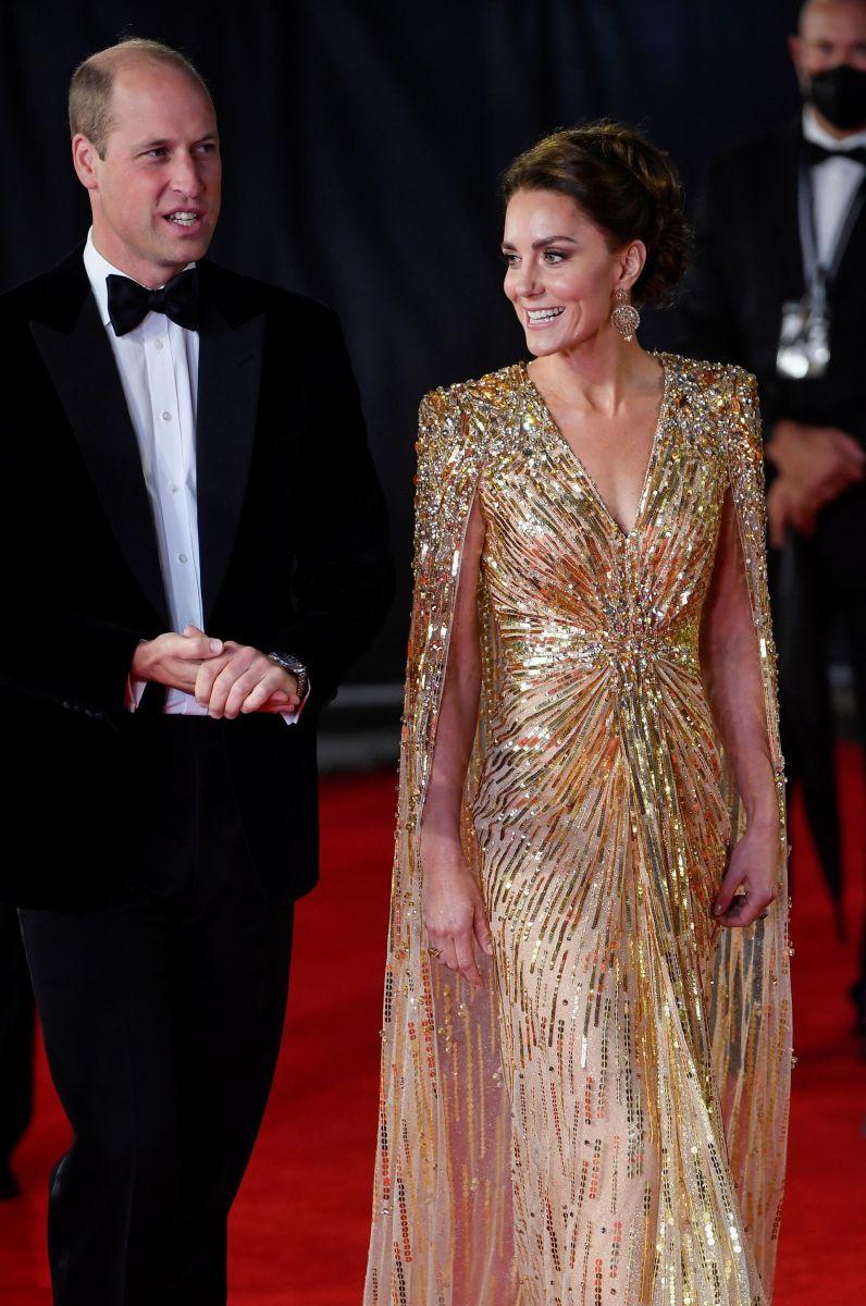 Vợ chồng Hoàng tử William  ẢNH: REUTERS