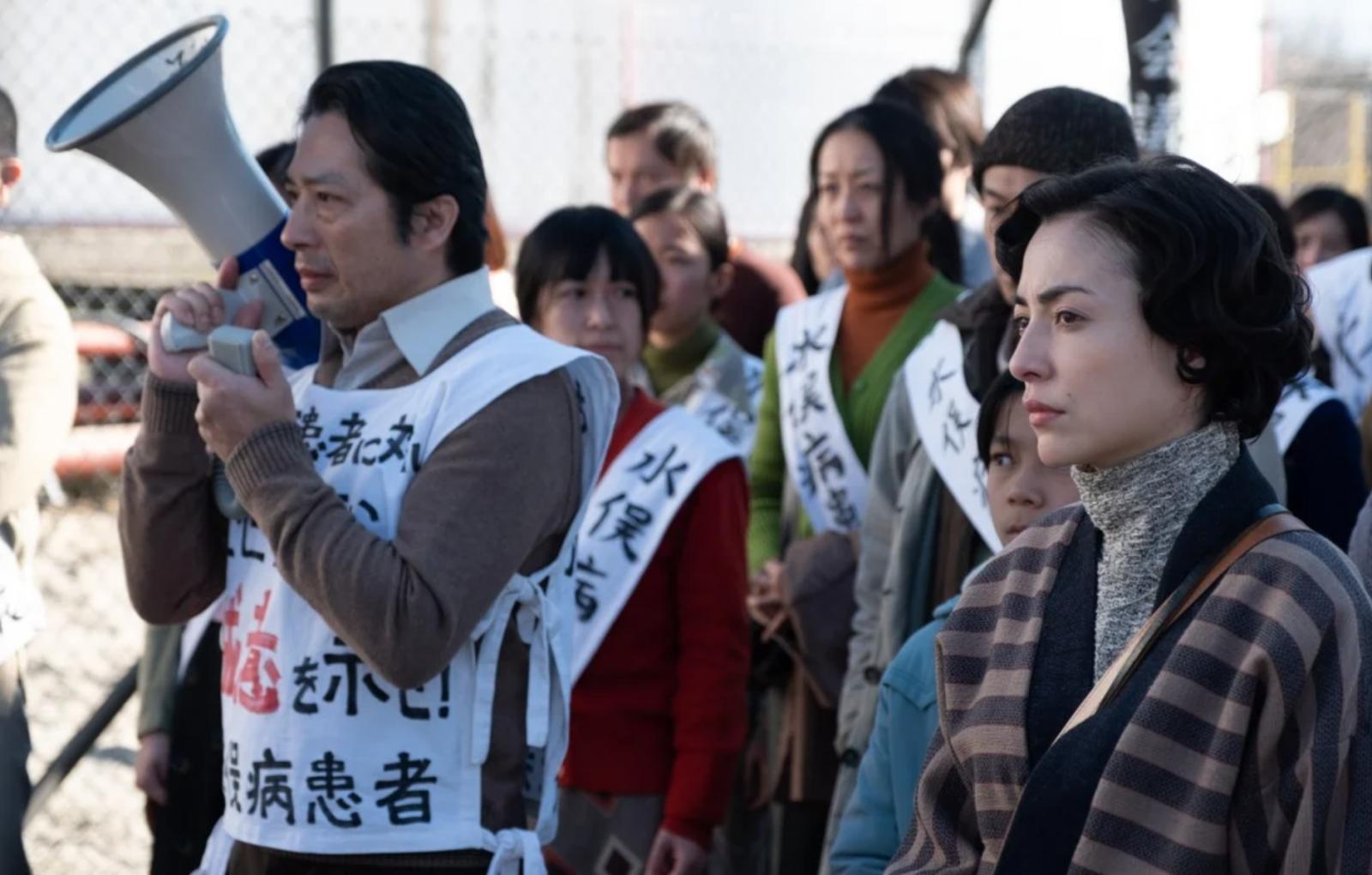 Phim về thảm họa ngộ độc thủy ngân gây tranh cãi tại Nhật Bản