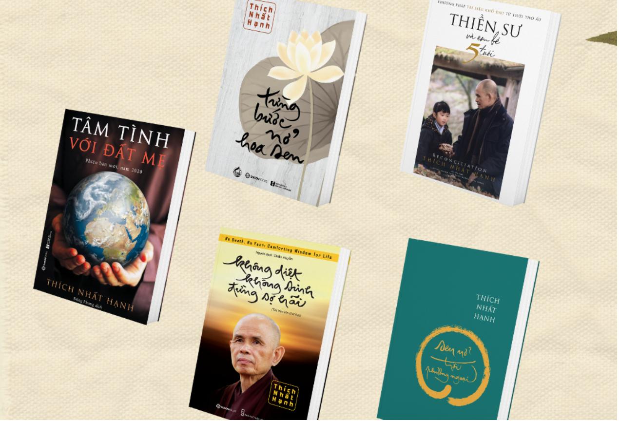 Những bộ sách mang đến 'an nhiên giữa thăng trầm'