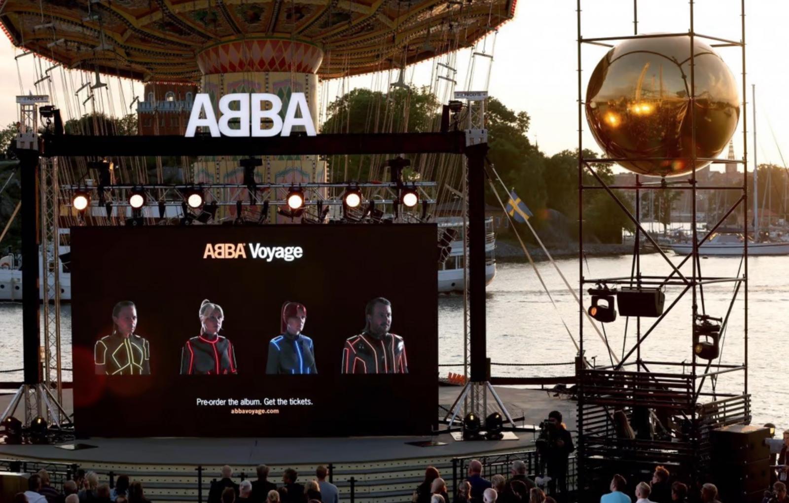 Sau gần 4 thập kỷ tan rã, ABBA ra mắt abum mới và chương trình hòa nhạc kỹ thuật số