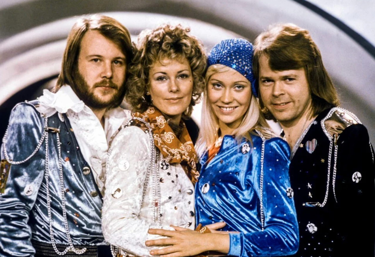 Ban nhạc huyền thoại ABBA
