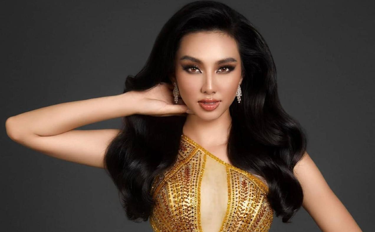 Miss Grand International Vietnam 2021 Thùy Tiên gây bất ngờ với khả năng nói tiếng Anh