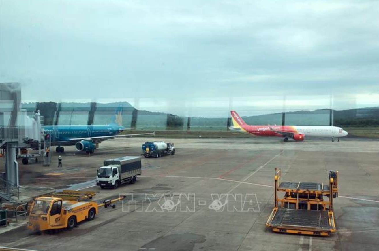 Dự kiến chỉ đón khách quốc tế thông qua chương trình du lịch trọn gói đến Phú Quốc