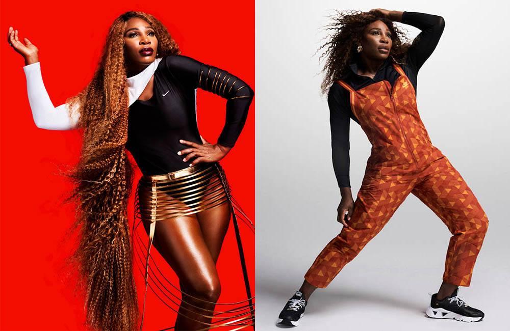 Serena Williams ra mắt bộ sưu tập thể thao
