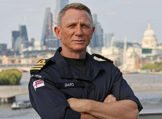 Nam diễn viên Daniel Craig