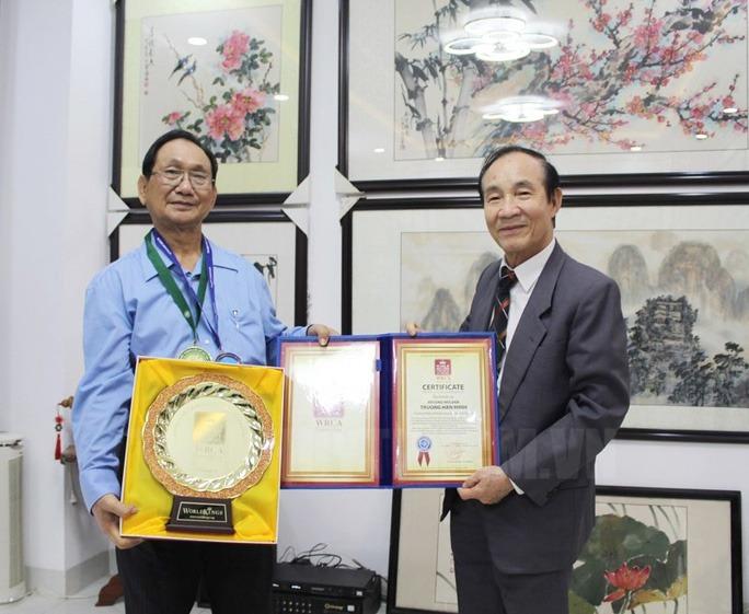 Vĩnh biệt họa sĩ bậc thầy tranh thủy mặc Việt Nam Trương Hán Minh