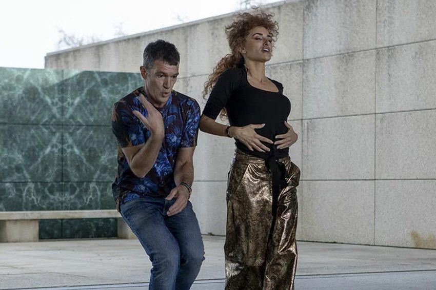 Phim Official Competition đánh dấu màn tái hợp của cặp đôi diễn viên Antonio Banderas và Penélope Cruz  ẢNH: PROTAGONIST PICTURES