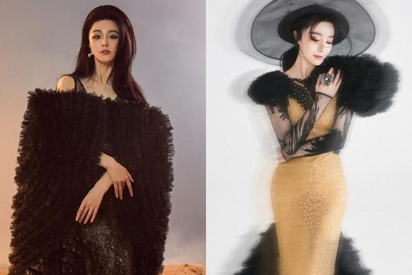 Bán đấu giá váy thiết kế cho Phạm Băng Băng, góp 500 triệu mua thiết bị y tế chống dịch
