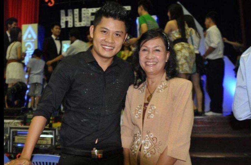 Tác giả bài hát Nhật ký của mẹ hy vọng mọi người sẽ biết trân quý từng giây phút được ở cạnh người thân -  ẢNH: NVCC