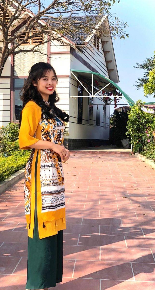 Nguyễn Thị Thuỷ - sáng lập viên dự án Champasix  NVCC
