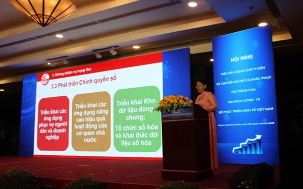 VIDEO:  'Kiều bào góp ý cho Việt Nam về chuyển đổi số và phát triển kinh tế sau COVID-19'