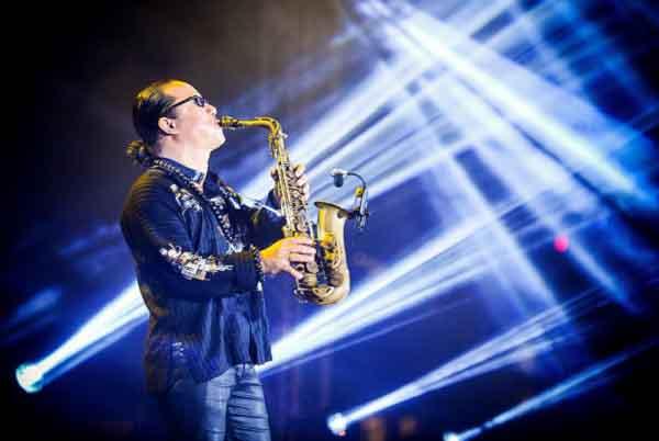 Nghệ sĩ saxophone Trần Mạnh Tuấn trải qua cơn đột quỵ