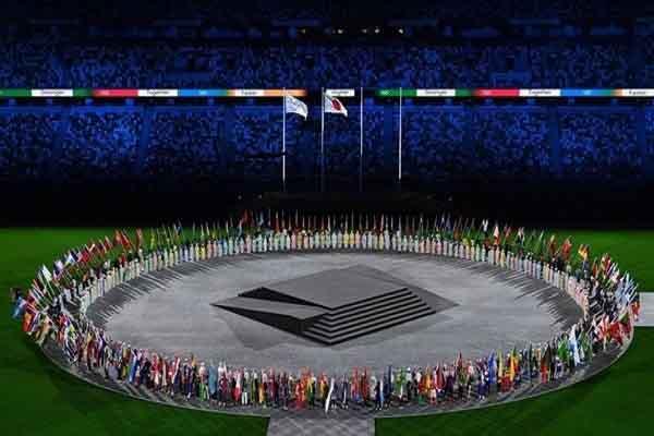 Lễ bế mạc Olympic Tokyo: Lời chào ấn tượng của nước chủ nhà