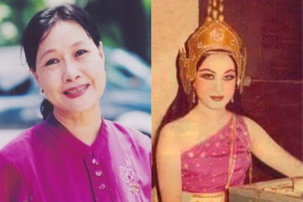 NSND Thanh Vy - Nàng Xê Đa u trầm nhưng kiêu hãnh