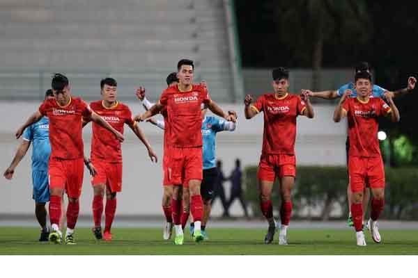 Đội hình tối ưu của đội tuyển Việt Nam