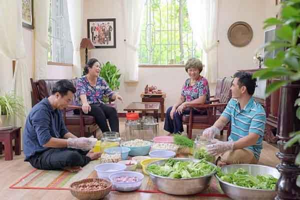 Quảng bá ẩm thực Việt trên phim: Cơ hội bị bỏ lỡ