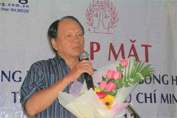 Tiễn biệt nhà văn, nhà báo Trần Hữu Lục, người xa quê 'Nhớ Huế'