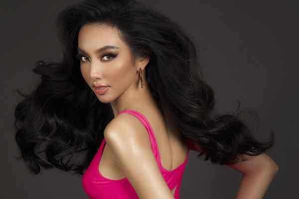 Nguyễn Thúc Thuỳ Tiên đại diện Việt Nam dự thi Miss Grand International 2021