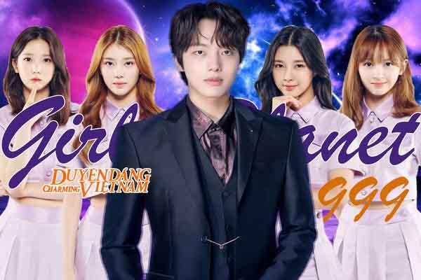 Girls Planet 999 – Show sống còn hot nhất 2021
