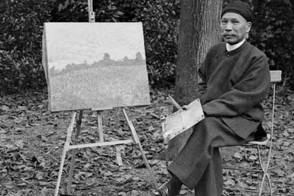 Vua Hàm Nghi và hội họa: Những phát hiện mới