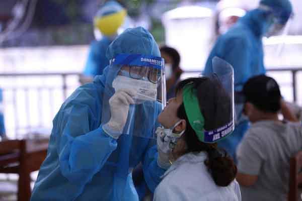 Sáng 5.8: Ghi nhận 3.943 ca mắc COVID-19 mới, gần 7,6 triệu liều vắc xin đã được tiêm