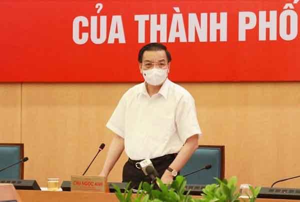 Chủ tịch Hà Nội: Thần tốc tiêm vắc xin ngay khi nhận được