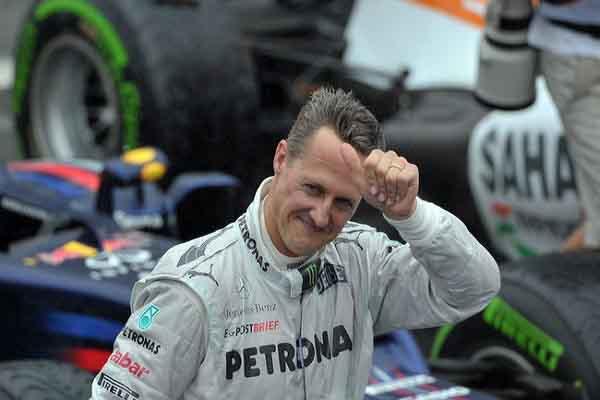 Netflix làm phim tài liệu về Michael Schumacher, công bố những tư liệu 'chưa từng thấy'