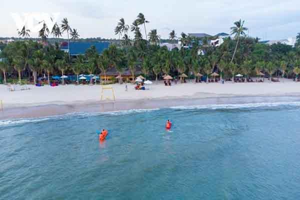 Phan Thiết sẽ trở thành trung tâm du lịch - thể thao biển tầm cỡ quốc gia