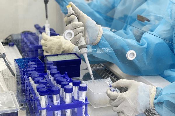 TP.HCM điều chỉnh phân bố mẫu xét nghiệm COVID-19