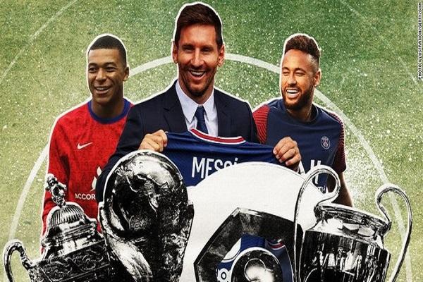 Messi khiến Chủ tịch Ligue 1, Amazon phấn khích nhưng liệu có giúp PSG vô địch Champions League?