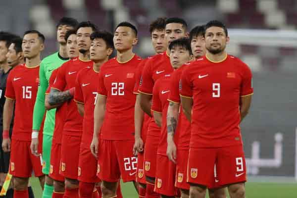 Tuyển Trung Quốc hòa 1-1 với Syria trước trận đấu với tuyển Việt Nam