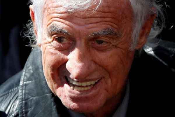 Nước Pháp thương tiếc 'báu vật quốc gia' Jean-Paul Belmondo