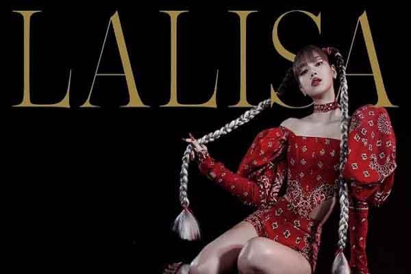 Ca khúc solo của Lisa (BlackPink) vào bảng xếp hạng Billboard Hot 100