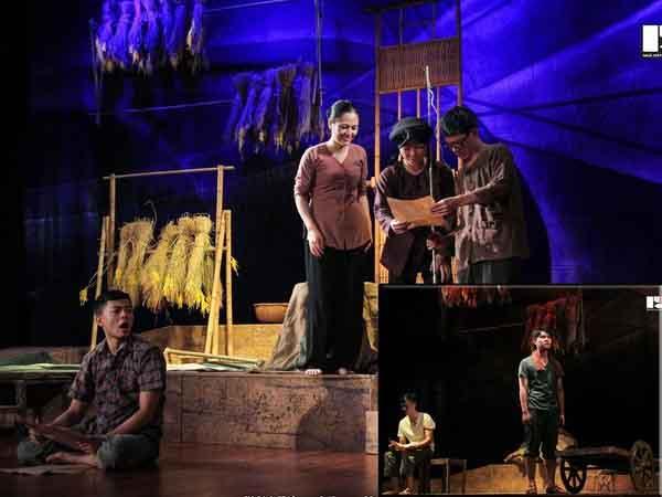 Liên hoan sân khấu kịch toàn quốc để làm gì?