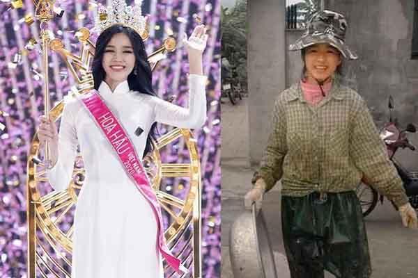 Đỗ Thị Hà nói về danh xưng 'Hoa hậu 0 đồng': 'Thuyền to thì gió lớn'