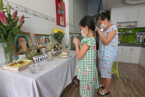 Chung tay bảo trợ trẻ mồ côi do đại dịch Covid-19: Ba mẹ rời đi để lại bơ vơ...