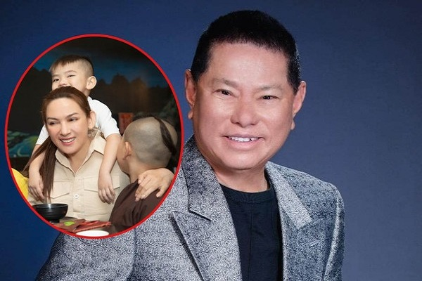 Tỉ phú Hoàng Kiều cam kết nuôi 23 người con của Phi Nhung
