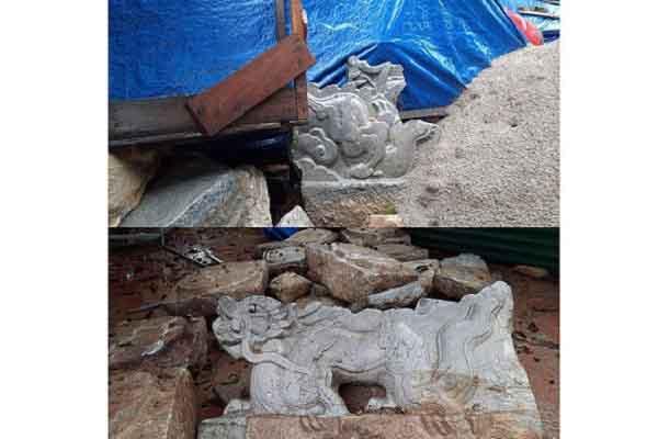Trùng tu chùa Thổ Hà, sau vỡ bia có vỡ trách nhiệm?