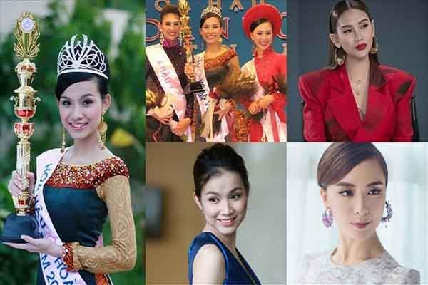 Cuộc sống của Top 3 Hoa hậu Hoàn vũ Việt Nam 2008 ra sao sau 13 năm đăng quang?
