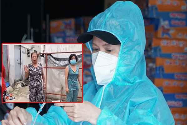 Gửi gạo thiện nguyện bị mốc, Việt Hương lên tiếng xin lỗi
