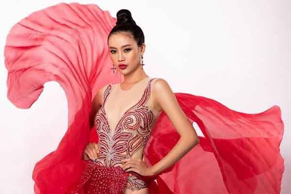 Miss Grand Myanmar 2021: 1m77, body chuẩn và có kinh nghiệm 'thi đấu' quốc tế