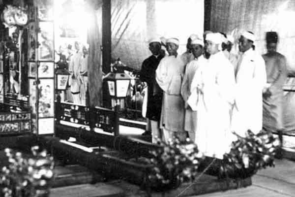 Những chuyện hậu cung vua Thành Thái và Khải Định: Đám tang của vua Khải Định