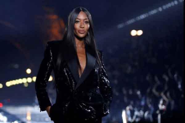 Siêu mẫu Naomi Campbell làm đại sứ toàn cầu cho quỹ từ thiện quốc tế QCT