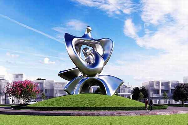 Điêu khắc gia Phạm Văn Hạng đoạt giải Nhất cuộc thi thiết kế biểu tượng