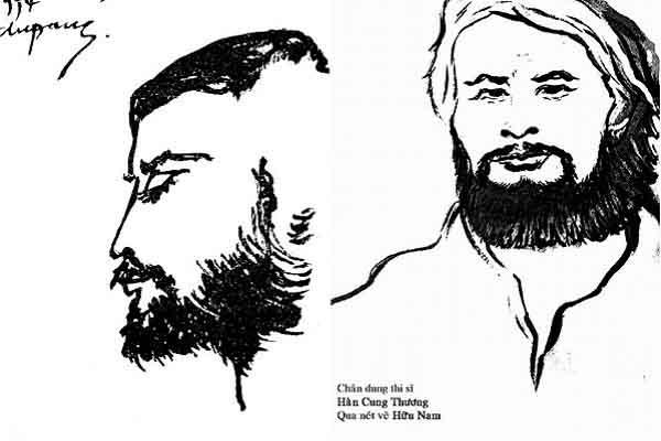 Cuộc đời lạ lùng của thi sĩ Hàn Cung Thương với triết lý 'Người và Rác'