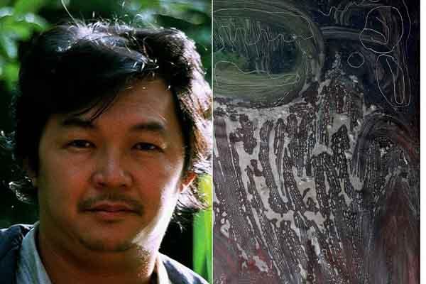 Huỳnh Lê Nhật Tấn và loạt tranh 'Mùa mật nguyện' vẽ thời gian Covid-19